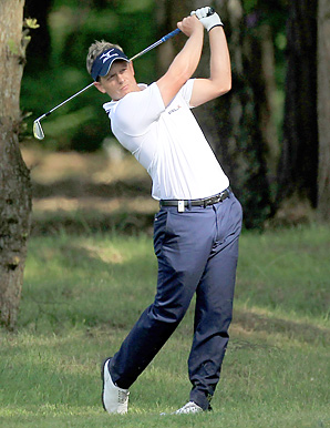 Luke Donald earned his fifth career European Tour victory and took over the No. 1 ranking for the first time.