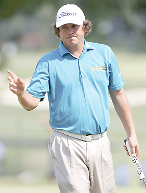 Jason Dufner has never won a PGA Tour event.
