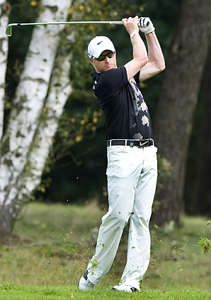 Simon Dyson birdied four of the last seven holes to clinch his second title of the year.