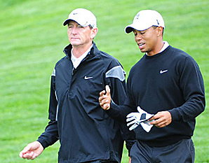 Hank Haney and Tiger Woods worked together for more than six years.