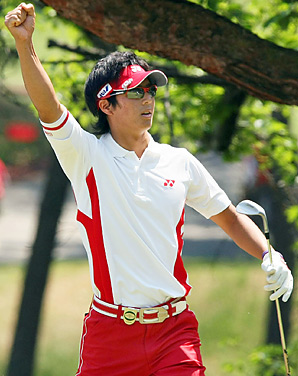 Ryo Ishikawa's 58 was the lowest score ever recorded on a major professional tour.