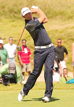 After nearly winning two majors in 2010, Dustin Johnson could finally break through in 2011.