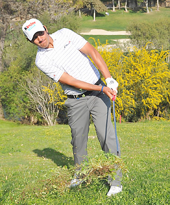 Matteo Manassero was runner-up in Spain and sixth last week in Morocco