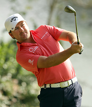 This week Graeme McDowell moved into the top 10 in the World Ranking for the first time.