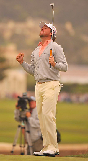 McDowell won his first career major at the 2010 U.S. Open at Pebble Beach, but it was his win at Celtic Manor in 2010 that started his run.
