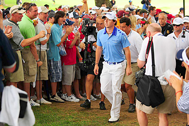 Rory McIlroy was embraced by the fans at Congressional during his victory at the U.S. Open.