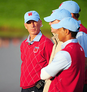 Corey Pavin was thinking about the Ryder Cup captaincy more than a decade before it was awarded to him.