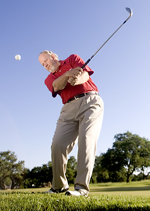 Here's your chance to win a private lesson with Dave Pelz.