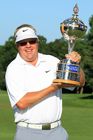 Carl Pettersson went 60-67 on the weekend to earn his fourth win on the PGA Tour.