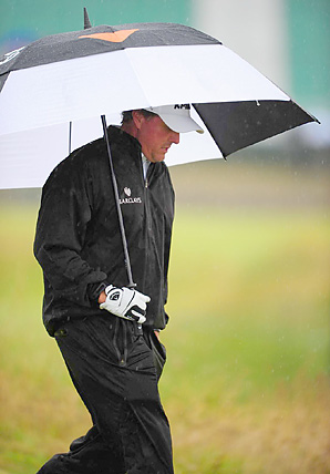 Phil Mickelson and the rest of the Americans disappointed at St. Andrews.