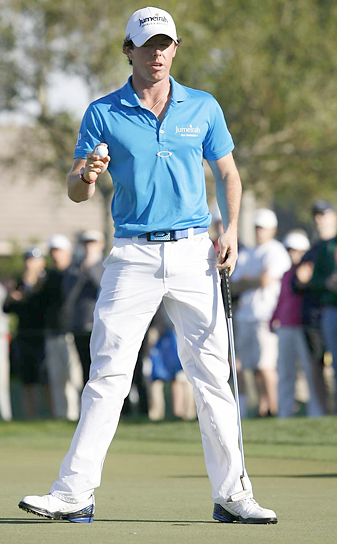 Rory McIlroy won the Honda Classic by two shots to take over the No. 1 ranking.