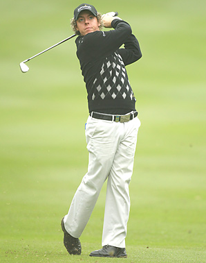 Rory McIlroy shot a 63 in the first round at the Hong Kong Open.