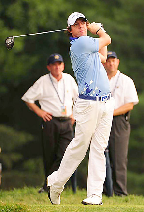 Rory McIlroy won his first career major title at the U.S. Open.