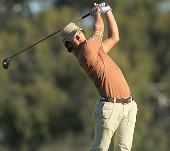 Ryo Ishikawa has won nine times on the Japan Golf Tour.