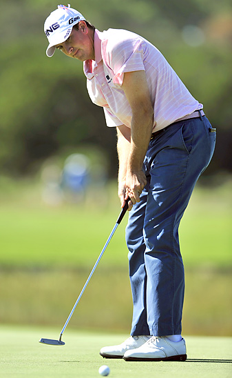 Michael Thompson was No. 116 on the money list heading into this week at Sea Island.