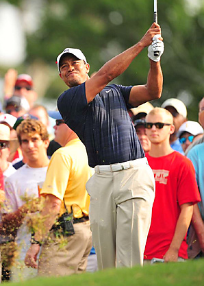 Tiger Woods returns this week after a three-month break.