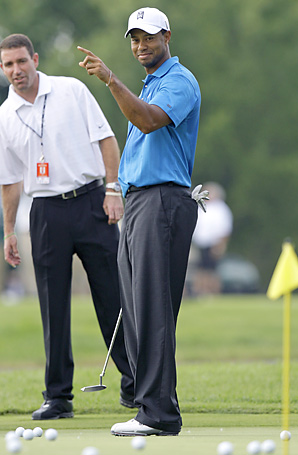 Tiger Woods returns to action this week at The Memorial.
