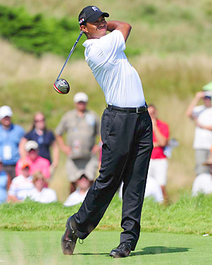 Tiger Woods failed to advance to the Tour Championship, the final leg of the FedEx Playoffs.