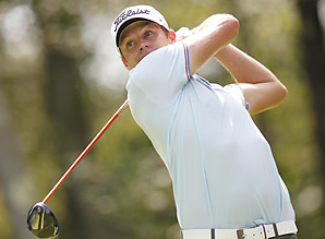 Nick Watney made an 11 on the second hole of his final round at the Deutsche Bank.