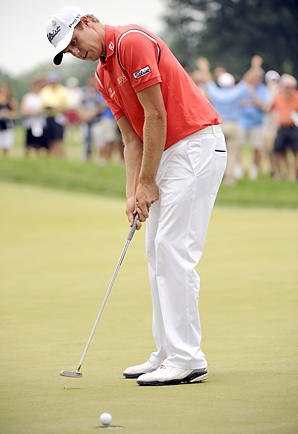 Nick Watney shot a bogey-free 66 for his second win of 2011.