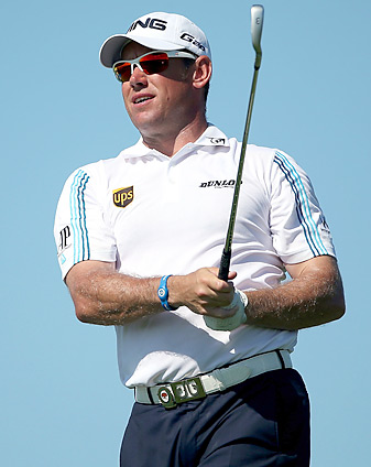 Lee Westwood missed the cut at the PGA Championship.