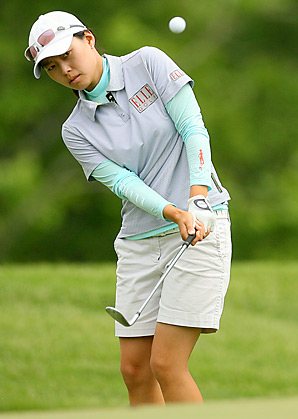 Sun Young Yoo became the LPGA's eighth straight foreign winner and 25th in the last 26 events.