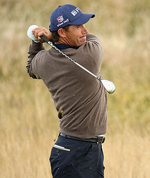 Padraig Harrington has won the last two British Open Championships.