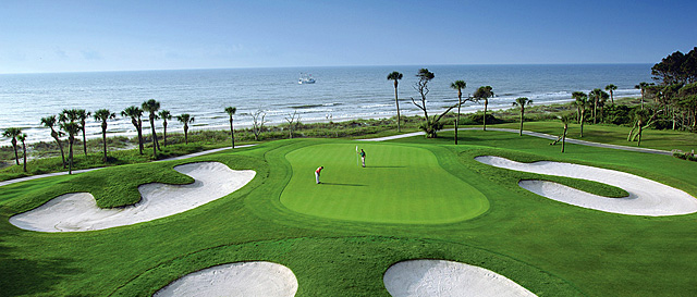Palmetto Dunes is a worthy alternative to the Sea Pines Resort.