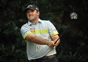 Patrick Reed tweeted an apology after being caught using a gay slur on the Golf Channel's live broadcast of the HSBC Champions in Shanghai.