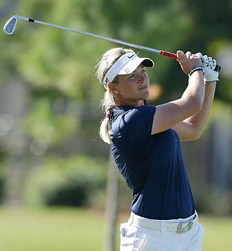 Suzann Pettersen has two wins in her last three starts.