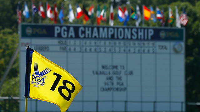 The club pros who have qualified are thrilled at the opportunity to compete against the best.