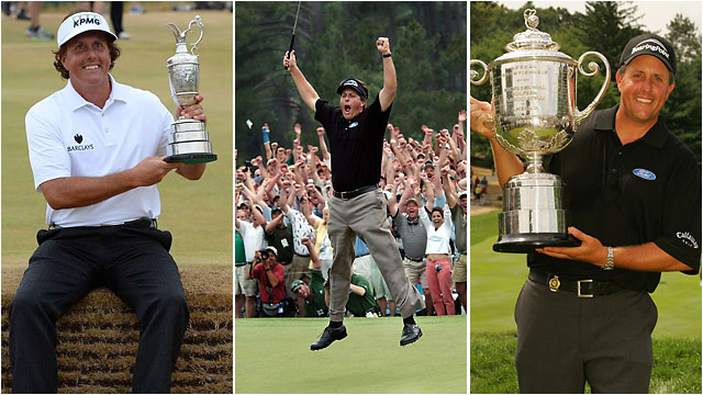 Can Phil Mickelson win another major in 2014 to go with his wins at Muirfield, Augusta and Baltusrol? The Anonymous Pro joins our Tour Confidential roundtable to talk Mickelson, Match Play and favorite clubs.
