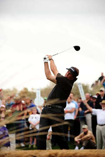 Mickelson obliterated TPC Scottsdale in February for his 41st PGA Tour win.