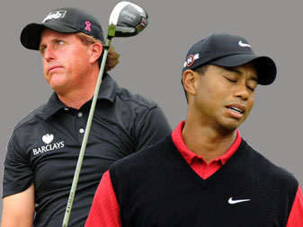 For mere mortals, golf is danger.