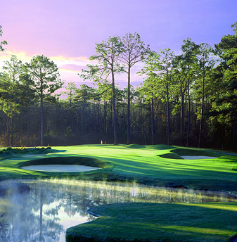 Pine Needles is close to Pinehurst, and it also features a great Donald Ross course.