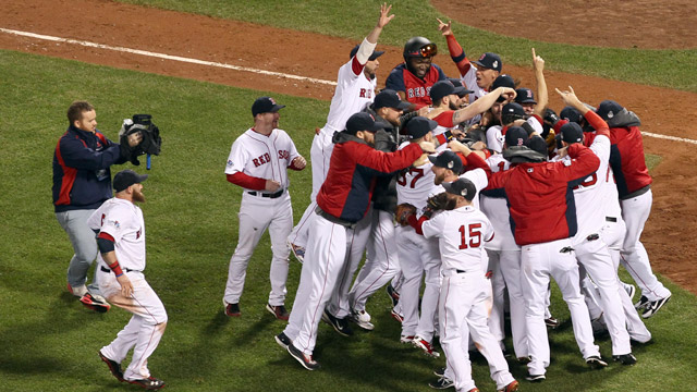 The Boston Red Sox won the 2013 World Series by combining skill with a sense of fun.