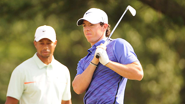 After a big season in 2012, Rory McIlroy struggled for much of 2013.