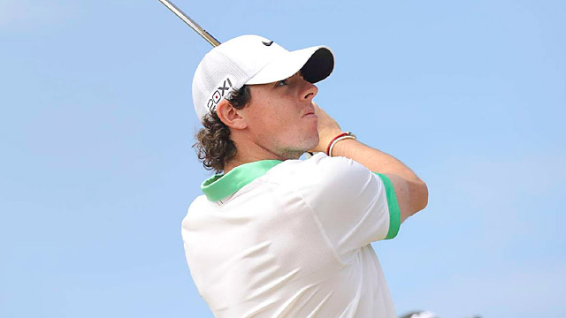 McIlroy began the process of changing management in May.