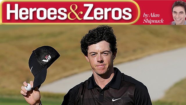 Rory McIlroy carded five birdies on Sunday at the Kolon Korea Open to finish T2 just a few days after he initiated legal action against his former management company.