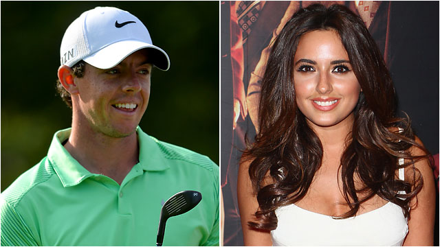 Both Rory McIlroy and Nadia Forde have denied rumors of a relationship.