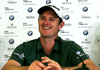 Justin Rose trails Rory McIlroy by $353,000 on the European money list.