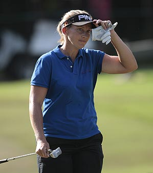 Stanford won the tournament by one stroke.