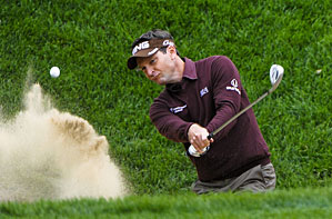 Mark Wilson made six birdies and a bogey for a 66.