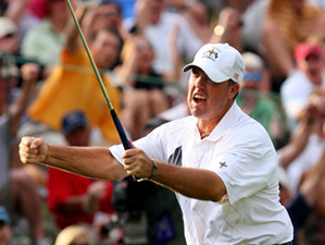 Boo Weekley's display on the 12th hole Friday was spontanious, but still unsportsmanlike.