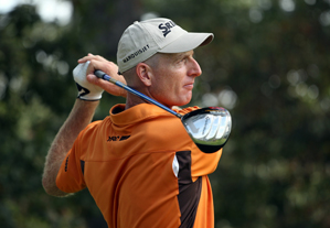 Jim Furyk made six birdies and one bogey on Friday.