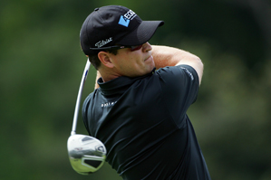 Zach Johnson made eight birdies and no bogeys on Thursday.