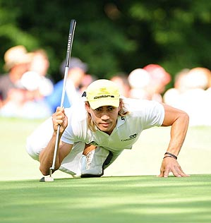 Camilo Villegas won the last two events of the FedEx Cup playoffs, the BMW Championship and the Tour Championship.