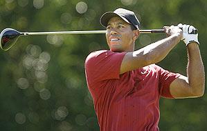 Tiger Woods had eight birdies in his final round.