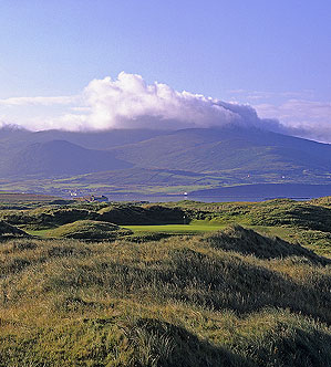The 12th hole at Waterville Golf Club in Ireland, a safe bet to make our Top 100 list in 2009.