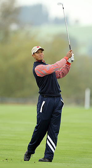 In the five Ryder Cups Woods has been a part of, the U.S. has won only once.